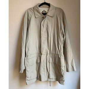 burberry // men's vintage trench coat